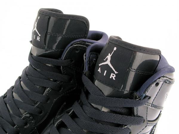 Nike Air Jordan I Retro High In Patent Leather 4