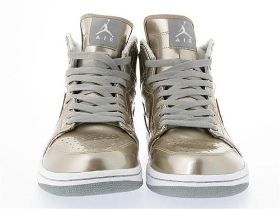 Nike Air Jordan I Retro High In Patent Leather 7