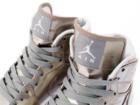 Nike Air Jordan I Retro High In Patent Leather 8
