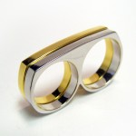 Homeroom 2 Finger Rings 4