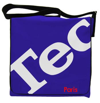 Limited Edition Technics 'City' Record Bag 2