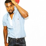 Kanye West In A Bathing Ape's Spring 2010 Lookbook 2