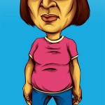 Kristy Anne Ligones's Family Guy Portraits 5