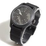 N. Hoolywood x Hamilton Khaki Field Mechanical Watch 2