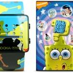 Nooka x SpongeBob Timepieces