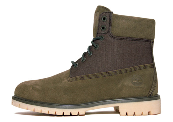 UNDFTD x Timberland 6-Inch Boot