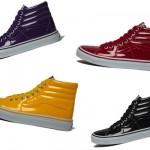 Vans Sk8 Hi Tonal Patent Leather Pack 1