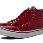 Vans Sk8 Hi Tonal Patent Leather Pack 3