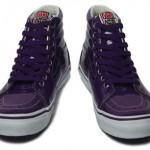 Vans Sk8 Hi Tonal Patent Leather Pack 4