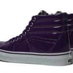 Vans Sk8 Hi Tonal Patent Leather Pack 5