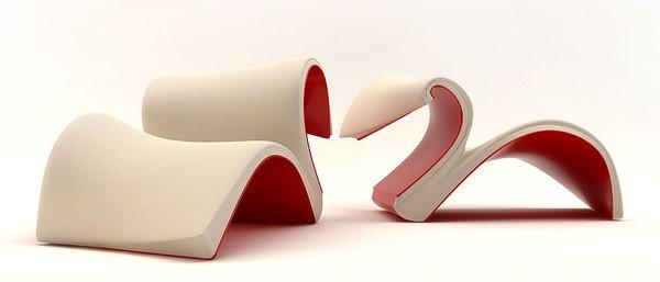 Velichko Velikov's Lounge Designs 1