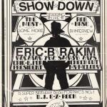 Vintage Hip-Hop Posters 1