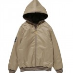 XLarge Winter 2009 Hooded Reversible Puff Jacket