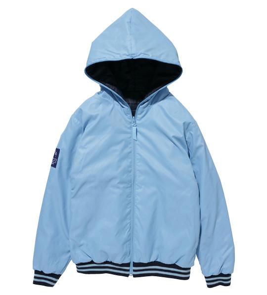 XLarge Winter 2009 Hooded Reversible Puff Jacket