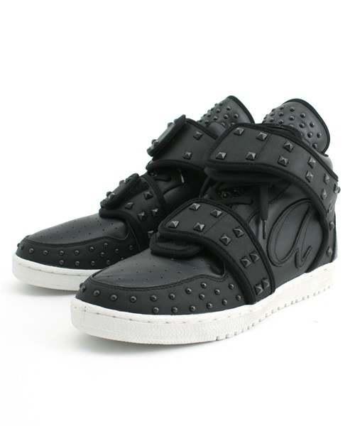 ato Spring Summer 2010 Studded High Top Sneakers 1