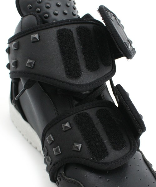 ato Spring Summer 2010 Studded High Top Sneakers 2