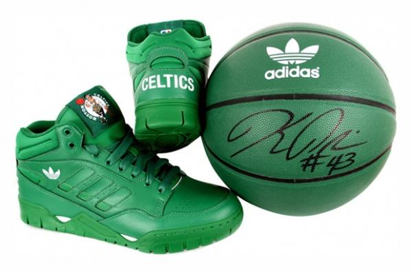 Adidas Phantom II Boston Celtics Edition 1