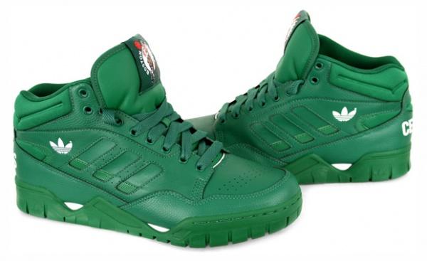 Adidas Phantom II Boston Celtics Edition 2
