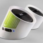 IPEVO Tubular Bluetooth Speakers 1