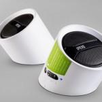 IPEVO Tubular Bluetooth Speakers 2