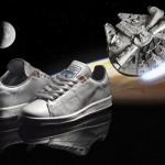 Star Wars x Adidas Stan Smith Milennium Falcon 1