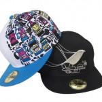 Upper Playground x Chuey & Herbert Baglione New Era Caps