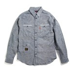 Applebum Selvedge Denim Work Shirt 1