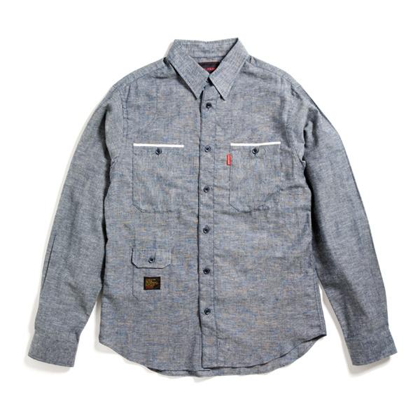Applebum Selvedge Denim Work Shirt 1