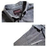 Applebum Selvedge Denim Work Shirt 3