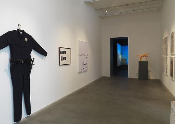 'Crash' at the Gagosian Gallery 5