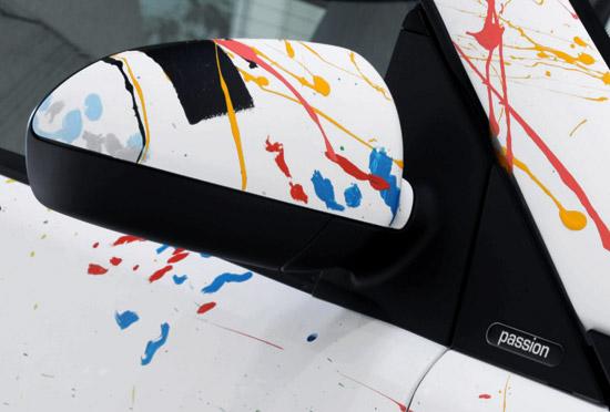 Rolf Sachs x Smart 'Sprinkle' Car 4