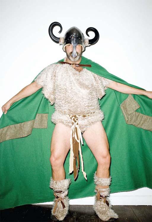 Terry Richardson's 'Bears vs. Vikings' for Vice Magazine 4