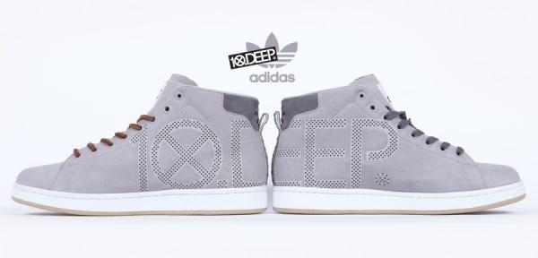 10.Deep x Adidas 'Raw Dogs' Stan Smith Mid 01