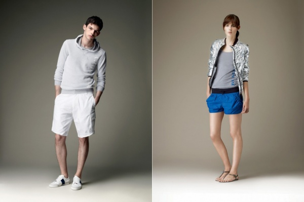 Burberry Sport Spring 2010 Collection 01