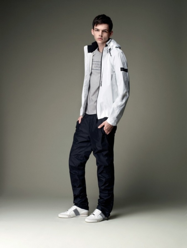 Burberry Sport Spring 2010 Collection 02