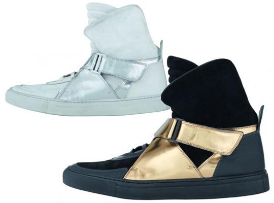 Giuliano Fujiwara Fall _ Winter 2010 Sneakers 01