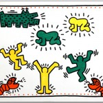 Keith Haring 'Urban Legend' at the Carmichael Gallery 04