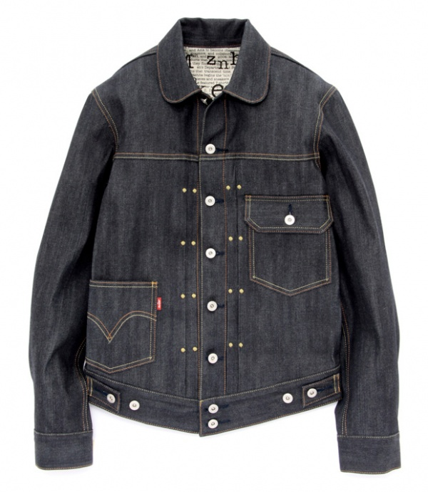 Levi's Spring _ Summer 2010 'Lefty Jean' Collection 02