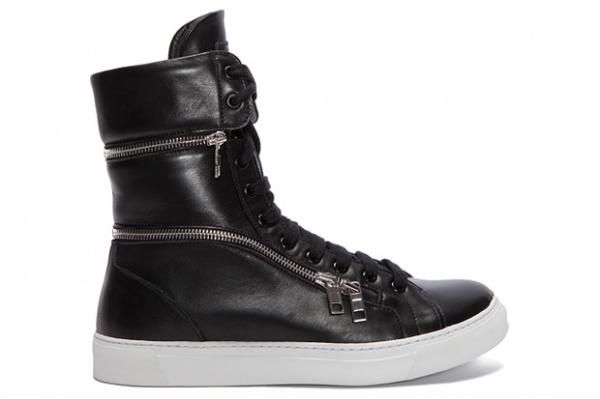 Marc Jacobs Spring _ Summer 2010 'Zip It' Sneakers 01
