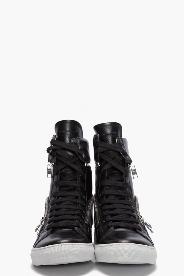 Marc Jacobs Spring _ Summer 2010 'Zip It' Sneakers 02