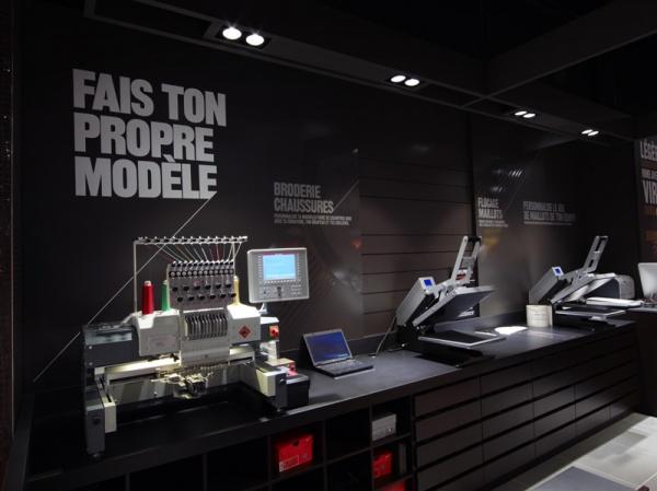 Nike Paris's Boat Room 09