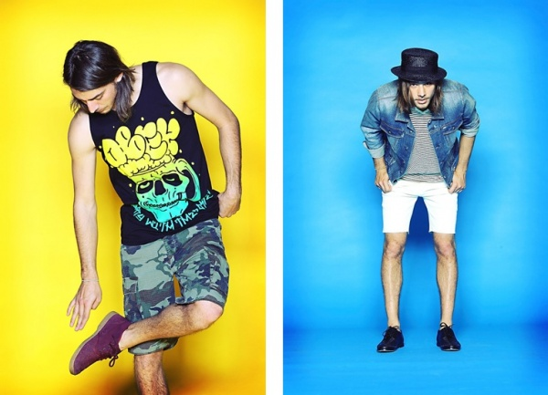 OBEY Clothing Summer 2010 Preview 08