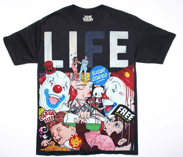Tank Theory Artist Society T-Shirts 04