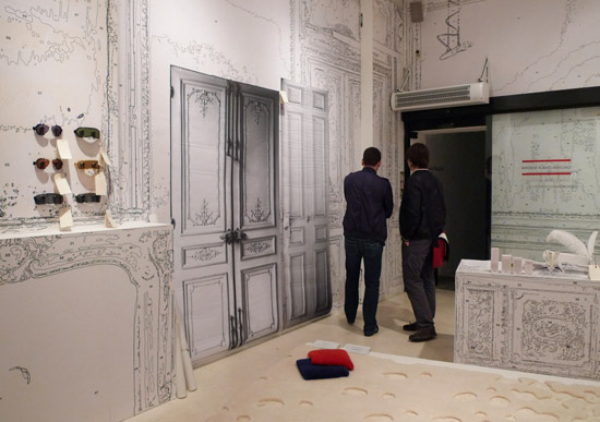 'The Maison in a Room' by Maison Martin Margiela 08
