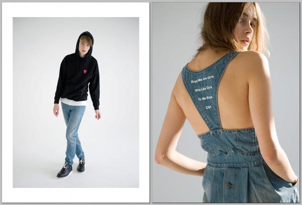 CTRL Clothing Spring _ Summer 2010 Lookbook 13