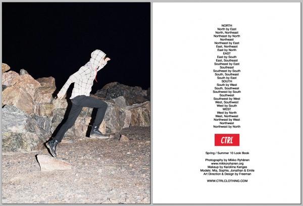 CTRL Clothing Spring _ Summer 2010 Lookbook 20