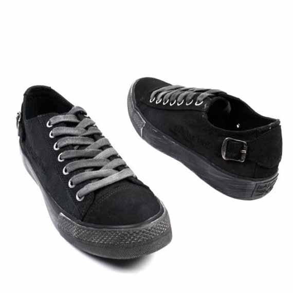 Comme des Garcons x Lewis Leathers Sneakers 01