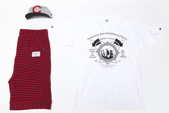 Crooks & Castles Summer 2010 Collection 03