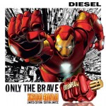Diesel x Iron Man 'Only The Brave' 01