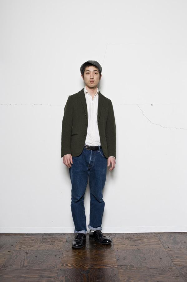 Fujito Fall _ Winter 2010 Collection 06